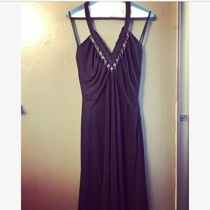 Laundry by Shelly Segal Halter dress